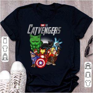 Pretty Marvel Avengers Endgame Cat Catvengers shirt