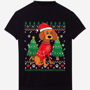 Pretty Redbone Coonhound Christmas Ornament Tree Mom Dad Xmas Gift shirt