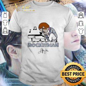 Pretty Rocketman signature Elton John shirt