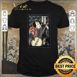 Pretty Samurai Banjo shirt