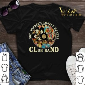 The Beatles SGT. Pepper's lonely hearts club band shirt sweater