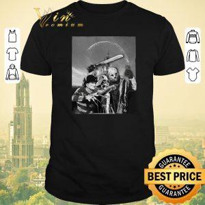 Top Darth Vader Freddy Krueger Jason Voorhees selfie shirt sweater