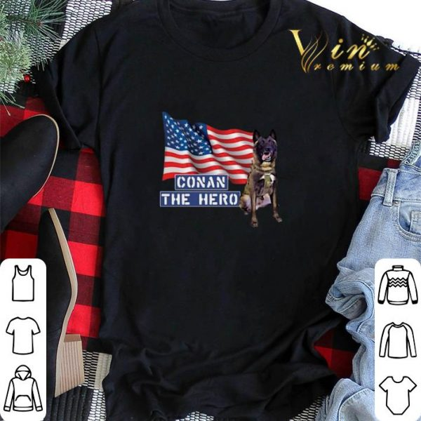 Zero Bark Thirty Conan The Hero shirt sweater