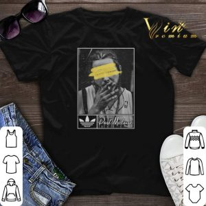 Adidas Post Malone Smoke Wallpapers Poster shirt sweater