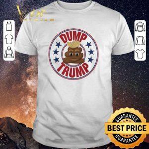Awesome Dump Trump shit shirt sweater