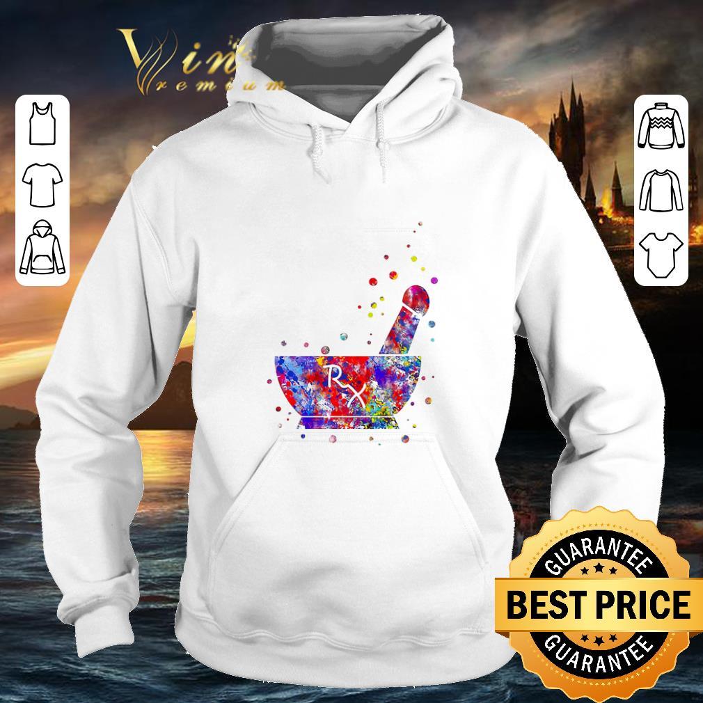Awesome Pharmacist Pestle Rx medical colorful shirt 4 - Awesome Pharmacist Pestle Rx medical colorful shirt