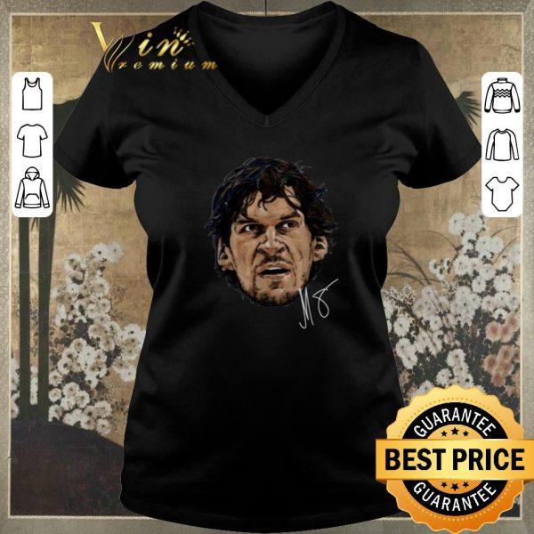 Awesome Signature Kristaps Porzingis Bobi M8 shirt