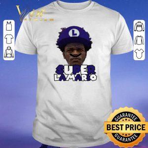 Awesome Super Lamario Jackson Baltimore Ravens shirt sweater