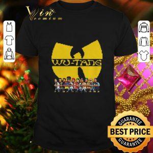 Best Characters Wu Tang Clan shirt