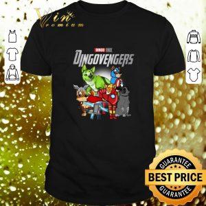 Best Marvel Avengers Endgame Dingo Dingovengers shirt