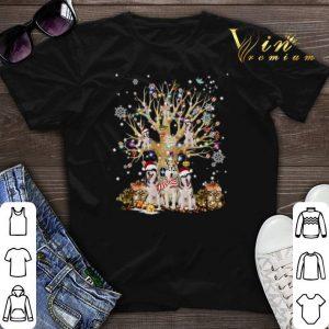 Christmas Tree Dogs Klee Kai Alaskan shirt