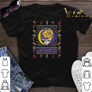 Christmas Ugly Western Illinois Leathernecks Grateful Dead sweater
