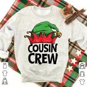 Great Cousin Crew Elf Christmas Family Matching Pajamas sweater