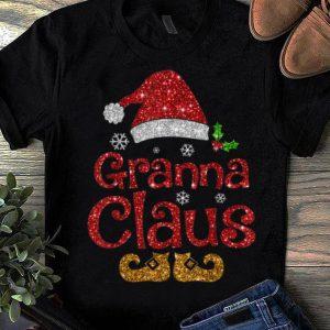 Hot Funny santa Granna claus Christmas family gifts sweater