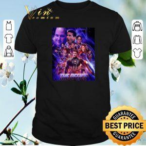 Hot Marvel The Office Avengers Endgame shirt sweater