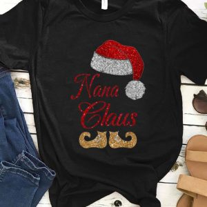 Hot Nana Claus Matching Family Group Christmas sweater