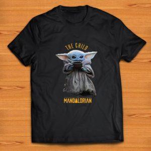 Nice Baby Yoda The Child The Mandalorian shirt