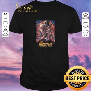 Nice Chicago Bears Monsters Of The Midway Avengers Infinity War shirt sweater