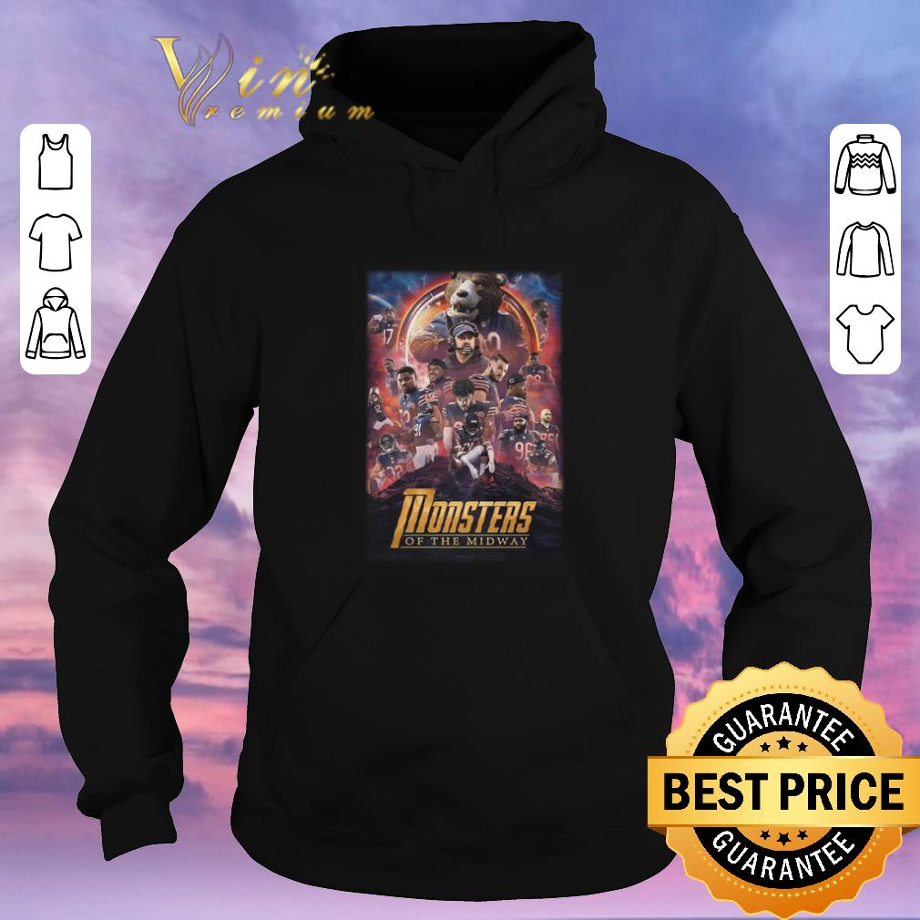 Nice Chicago Bears Monsters Of The Midway Avengers Infinity War shirt sweater 4 - Nice Chicago Bears Monsters Of The Midway Avengers Infinity War shirt sweater