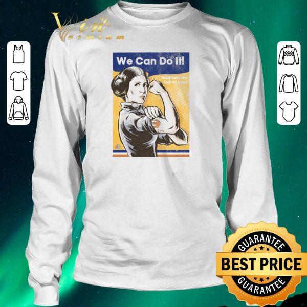Nice Princess Leia We can do it Star Wars shirt sweater