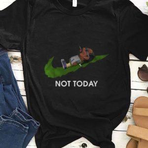 Nice Snoop dogg Nike Not today shirt
