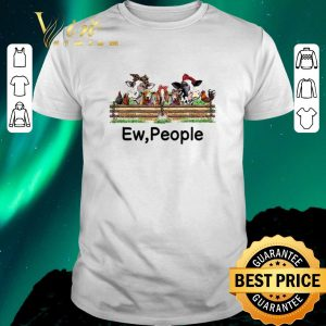 Official Farm Animal Ew People Chicken Cattle Goat Pig shirt sweater