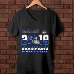 Official Memphis Tigers Division Athletic coast 2019 champions shirt