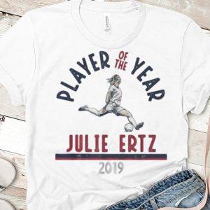 Official Player Of The Year Julie Ertz 2019 shirt