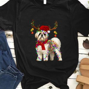 Official Shih Tzu Gorgeous Reindeer Christmas shirt