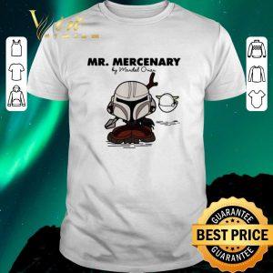 Original Mandalorian Mr Mercenary shirt sweater