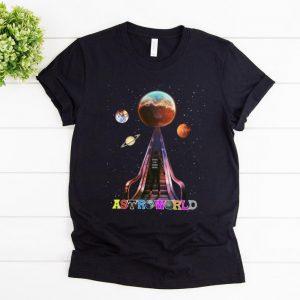 Premium Astroworld Wish You Were Here shirt
