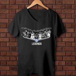 Premium Philadelphia 76ers Legends Players Signatures shirt