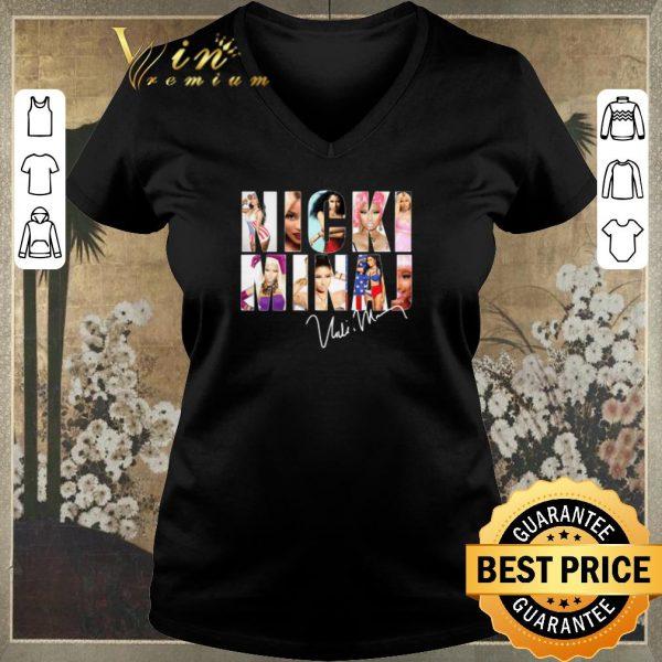 Premium signature nicki minaj shirt