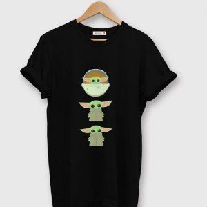 Top Star Wars The Mandalorian The Child Baby Yoda shirt