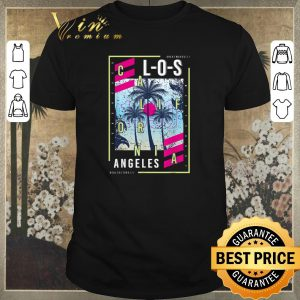 Awesome Los Angeles California Great Wave Real Culture shirt sweater