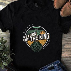 Awesome Return Of The King Conor McGregor shirt
