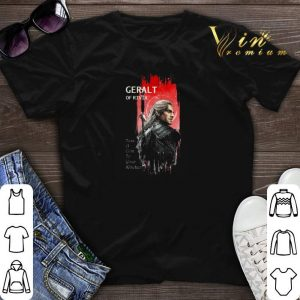 Geralt of Rivia toss a coin to your Witcher shirt sweater