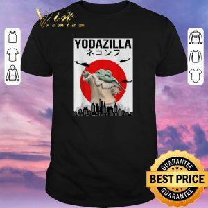 Hot Baby Yodazilla Sunset shirt sweater