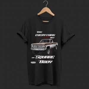Hot Take Everything But My Square Body shirt