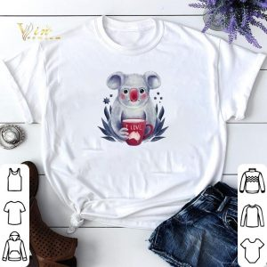 I Love Koala Bushfires in Australia shirt sweater