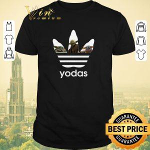 Nice Adidas Baby Yoda Master Star War shirt sweater