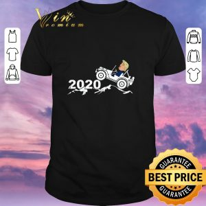 Nice Make Jeeps Great Again Donald Trump 2020 shirt sweater