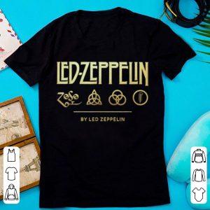 Nice School Librarian Led-Zeppelin shirt