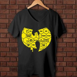 Official Wu-tang Clan Logo Killa Beez Is Forever shirt