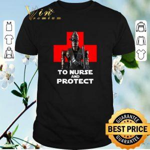 Original IG-11 to nurse and protect Star Wars shirt sweater