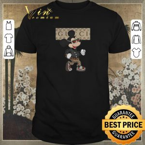 Original Mickey mouse mashup Gucci shirt sweater