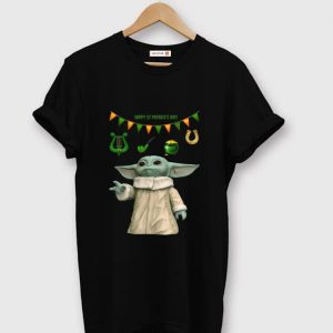 Original Star Wars Baby Yoda St Patrick's Day shirt
