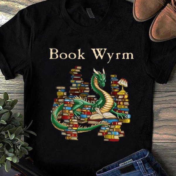 Premium Dragon Books Wyrm shirt