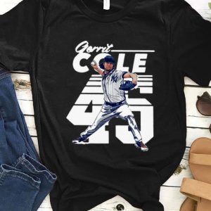 Premium New York Yankees Gerrit Cole 45 shirt