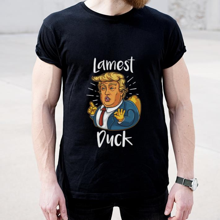 Top Anti Trump Lamest Duck 2020 shirt 4 - Top Anti Trump Lamest Duck 2020 shirt